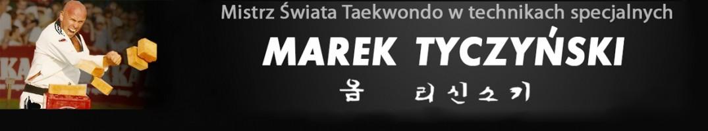 Marek Tyczyński – Mistrz Świata w Taekwondo